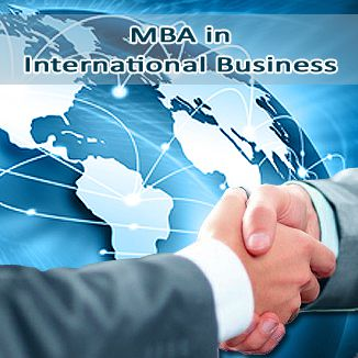 MBA in International Business fr Amity University through ...